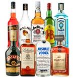 Spirits Liquors From Belgium