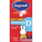 Dagravit Kids vitamine D tabletten
