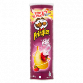 Pringles Texas barbecue sauce crisps
