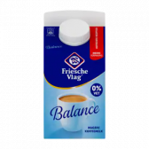 Friesche Vlag Balance for the coffee