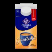 Friesche Vlag Goudband extra creamy coffee milk