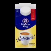 Friesche Vlag Halvamel coffee milk
