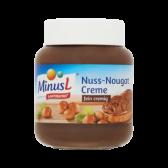 Minus L Nuss-nougat cream