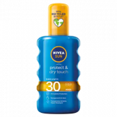 Nivea Sun protect and dry touch invisible 30 hoog sun spray