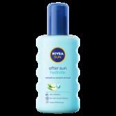 Nivea Hydrate organic aloe vera and hyaluron after sun spray