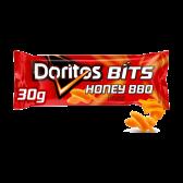 Doritos Bits twisties honey BBQ chips