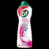 Cif Schuurmiddel pink flower cream