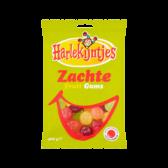 Harlekijntjes Zachte fruit gums