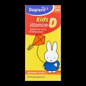 Dagravit Kids vitamine D aquosum (vanaf 0 tot 4 jaar)
