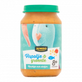 Jumbo Vispotje & groente (vanaf 8 maanden)