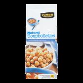 Jumbo Soup balls natural