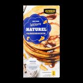 Jumbo Mix van lekkere naturel pannenkoeken