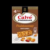Calve Peanut butter bar natural