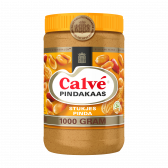 Calve Peanut butter with pieces of peanuts XL