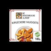 De Vegetarische Slager Vegan kipleckere nuggets (voor uw eigen risico, geen restitutie mogelijk)