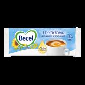 Becel Voor in de koffie minicups