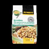 Jumbo Soup croutons with herbs