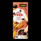 Jumbo Dark melting chocolate