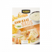 Jumbo Ham-cheese sauce