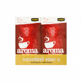 Jumbo Traditional aroma filter coffee family pack 2-pack