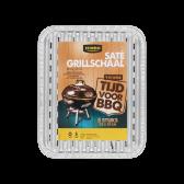 Jumbo Satay grill plates
