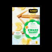Jumbo Mix voor lekkere friszure citroen kwarktaart