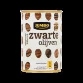 Jumbo Black olives without seeds large
