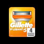 Gillette Fusion 5 scheermesjes voor mannen navulmesjes