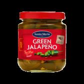 Santa Maria Green hot jalapeno's