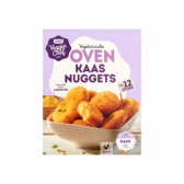 Jumbo Veggie chef vegetarian oven cheese nuggets (at your own risk)