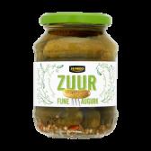 Jumbo Sour fine pickles