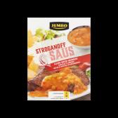 Jumbo Stroganoff sauce