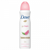 Dove Go fresh pomegranate deo spray large (only available within Europe)