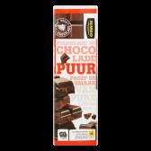 Jumbo Dark chocolate tablet