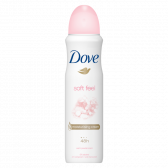 Dove Soft feel deo spray large (only available within Europe)