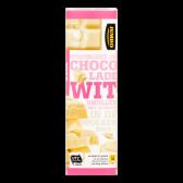 Jumbo Chocolate white bar