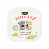 Jumbo Woezel and Pip natural 30+ cheese spread