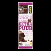 Jumbo Chocolate extra dark bar