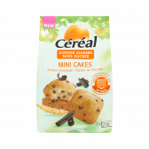 Cereal Zonder suikers mini cakes stukjes chocolade