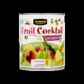 Jumbo Fruit cocktail op siroop groot