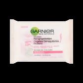 Garnier Micellar cleansing wipes for sensitive skin skin naturals