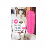Jumbo Chewing sticks with beef for cats (only available within Europe)