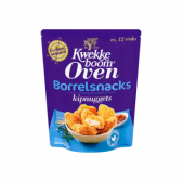 Kwekkeboom Oven and airfryer chicken nuggets (only available within Europe)