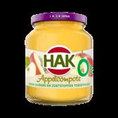 Hak Appelcompote 0% suiker