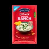 Santa Maria American ranch dipping sauce mix
