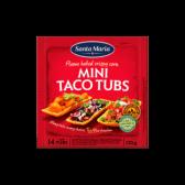 Santa Maria Taco tubs minis