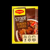 Maggi Stewed mix beef steak