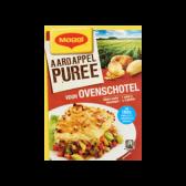 Maggi Aardappelpuree voor ovenschotel