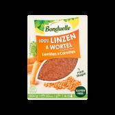 Bonduelle 100% Linzen & wortel