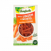 Bonduelle 100% Linzen & wortel pasta